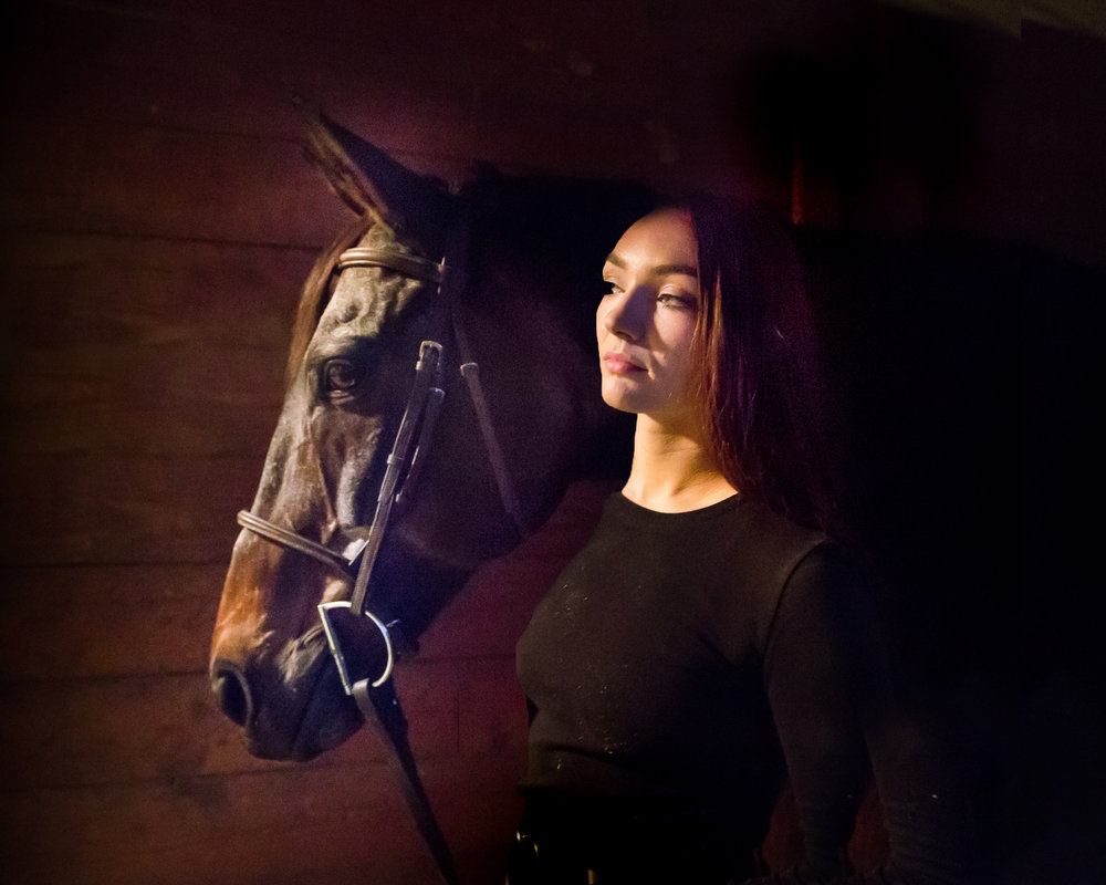 Woman-And-Her-Horse-Portrait-by-Key-West-Photographer-Karrie-Porter.jpg