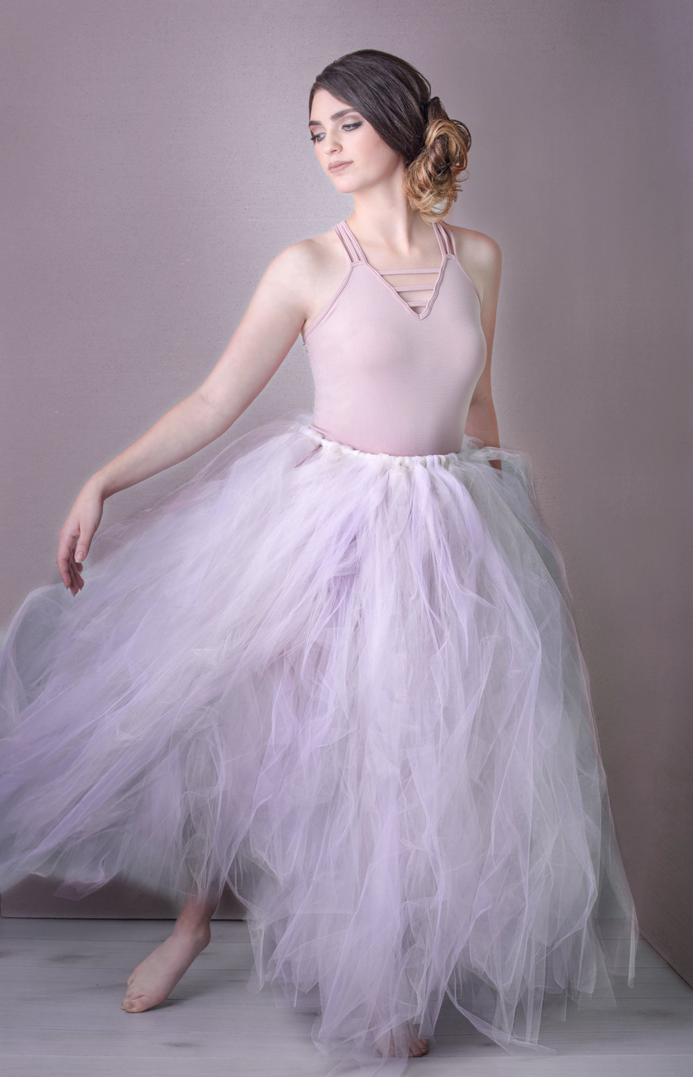 Dancer Portrait in Tulle Skirt Key West Photography Studio.jpg