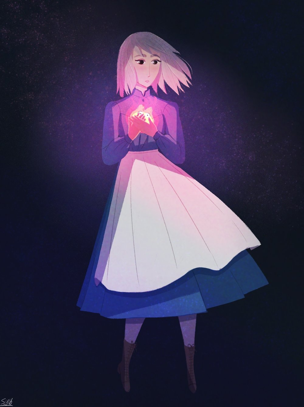 Howl's Moving Castle- Sophie Hatter