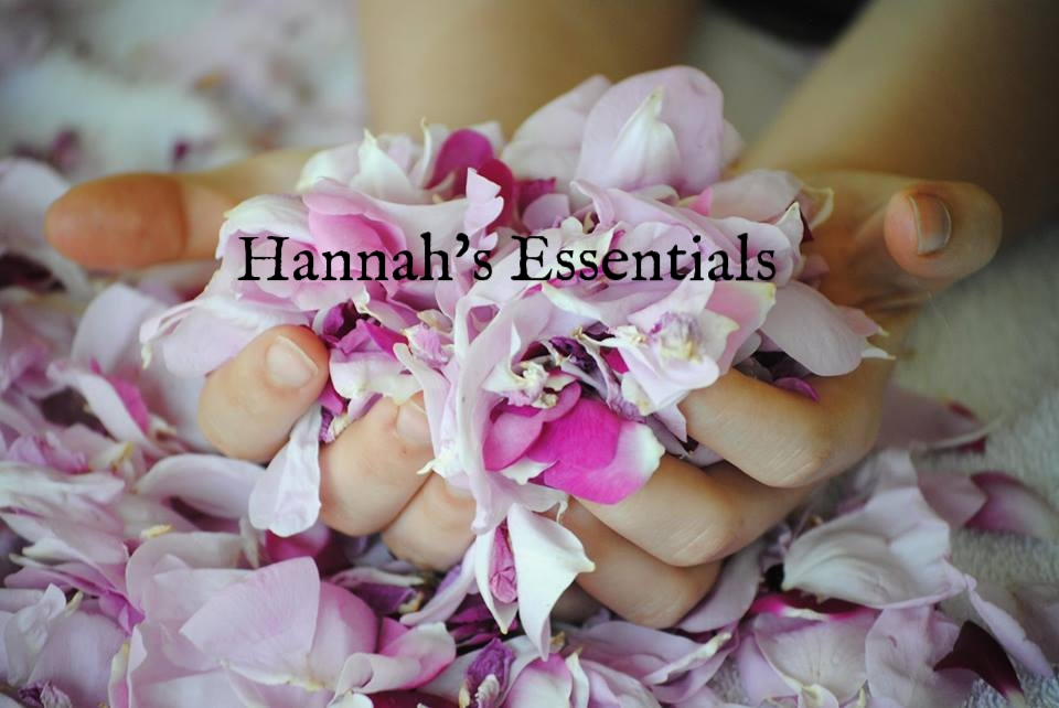 HANNAH'S ESSENTIALS    Hannah, and her mother Helga - a trained herbalist, hand make pure aromatherapy oils and natural skin care using ingredients from their organic Permaculture farm.