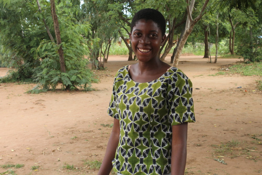 Chisomo is a graduate of Nsondole CDSS and  the WEP program.