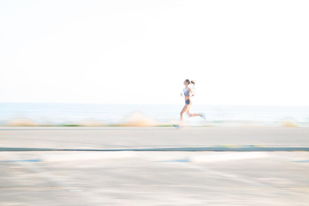 Girl Runner 1