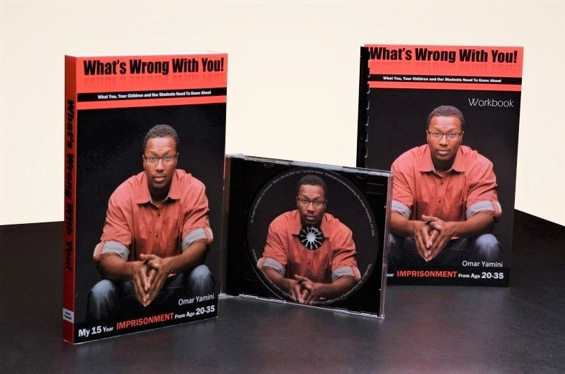 "Omar's book ""What's Wrong With You"" is a MUST READ!"