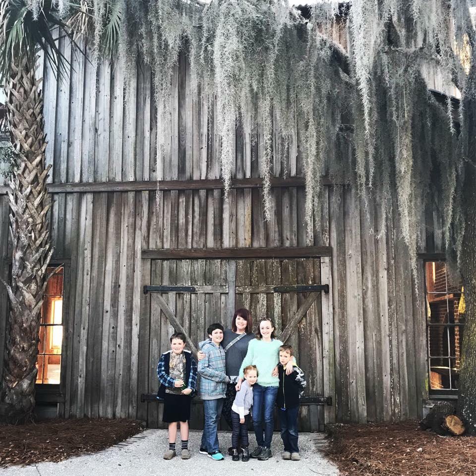 The Gerrits family seeks adventure!