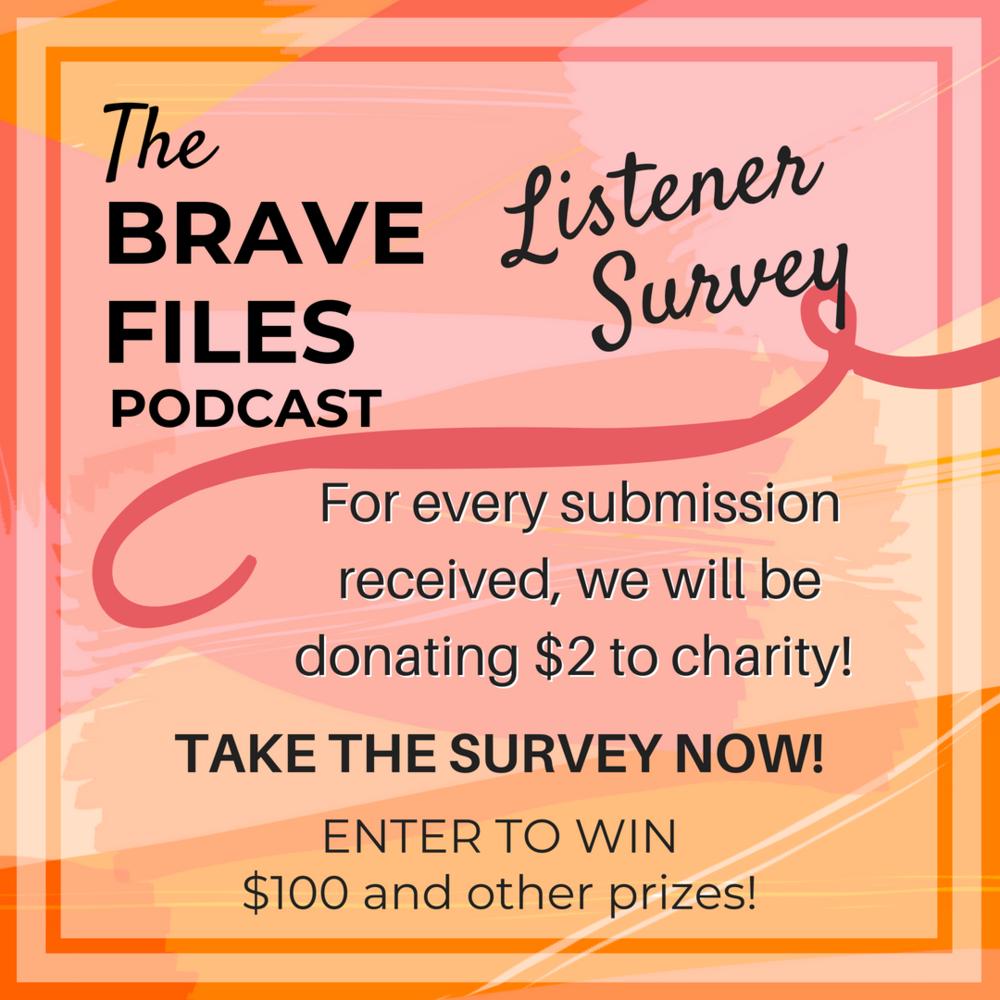 THE BRAVE FILES LISTENER SURVEY