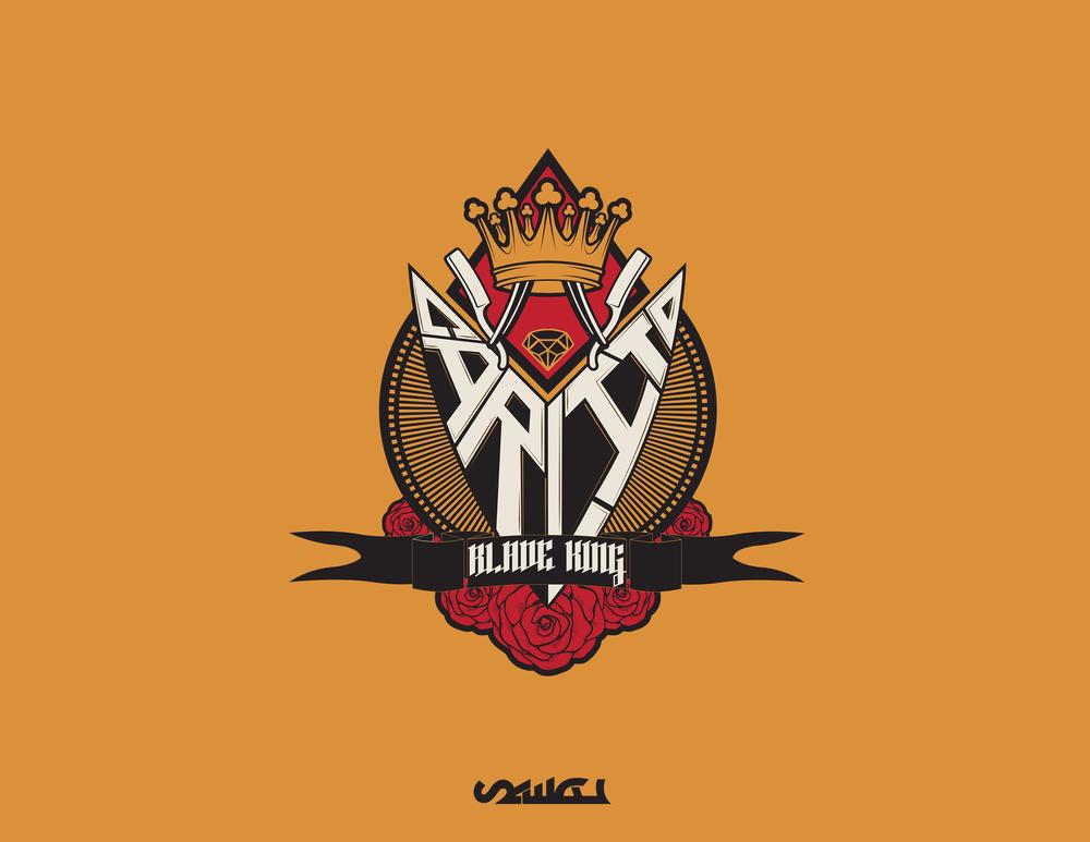 Logo // Carlito Blade King