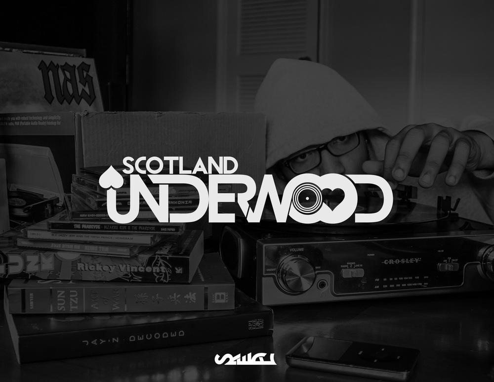 Logo // Scotland Underwood