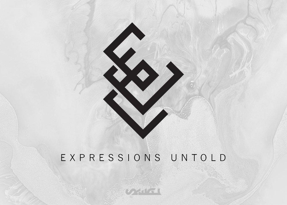 Logo // Expressions Untold