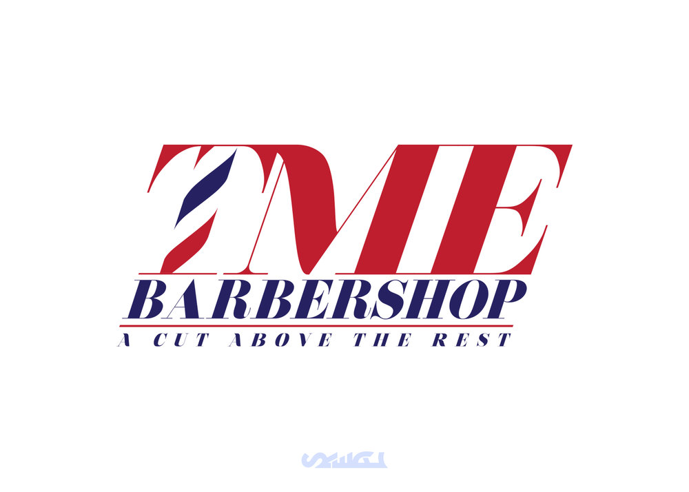 Logo // TME Barbershop