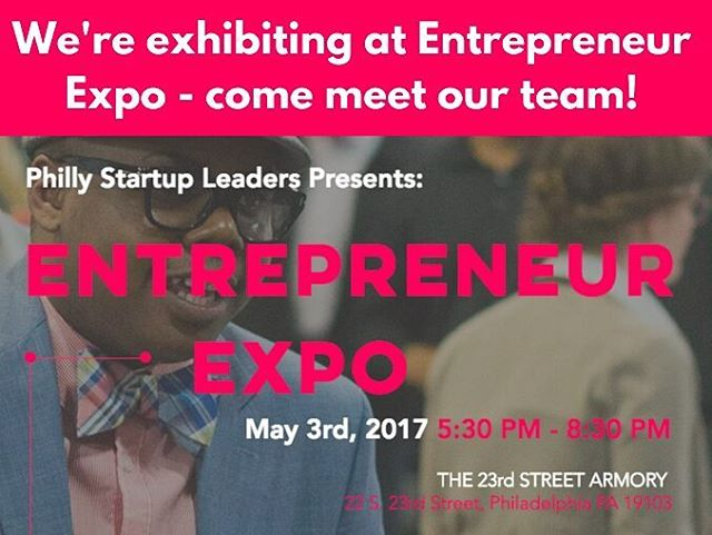 Excited to exhibit at #PSLExpo17! Stop by The Armory from 5:30-8:30 next Wednesday (5/3) to visit our table http://bit.ly/2nruifD