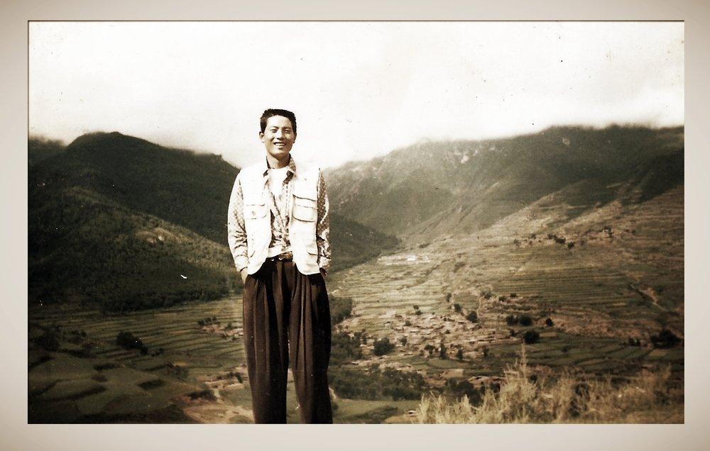 But our difficulties were not at an end. We reached Lhasa penniless and looking like beggars – we were so black from the fumes of the bus and had sold all our nice clothes. Once in Lhasa, I had nothing to buy food with, and consequently did not eat for three days. After the third day I was very dizzy and seeing double. Finally I managed to get a job washing dishes at a restaurant (my friend had left me for a job with another friend). Life was hard – I only earned 150 yen per month, and I experienced many language difficulties. I sang for my living as well, at night in the clubs but since I could only sing in Tibetan I earned very little. Singing in Chinese would have earned me more, but at that time I couldn't speak the language.    I worked at this restaurant with another pot-washer. We worked during the day at the restaurant and slept in the restaurant at night. In the beginning I used to spend all my money going to the clubs ( nangma ) – all I wanted to do was sing and be like the other Tibetan boys in Lhasa, spending money all night, drinking and dancing. Then one day, I met my fellow pot-washer's brother. I'd seen him about the city before, near the Tsuglakhang begging, but I never knew he was the brother of the man I worked with. Anyway, this night he came to sleep in the restaurant with us. His brother offered him food when he arrived, but he declined – he didn't want to get him into trouble. Then we began watching TV, we were planning to stay up late – we didn't normally get a chance to watch TV. But the beggar brother didn't want to stay up late. He told me, tomorrow is the 15th day of the month, lots of people will be coming to do the  kora  (circumambulation) around the Potala, and I want to be there at 3am so that I can make the most of this begging day. This boy was only seven years old yet he was making plans to get up early to beg – a hard job, and one I hadn't succeeded at when I first came to Lhasa. It turned out that he and his brother and father had attempted to escape to India when their mother had died, but they had been caught by the Chinese army who had taken all their money and possessions and left them penniless and alone in Lhasa. Their father had had to travel far away to find work, the other brother had found a job as a dishwasher and the younger had been left to beg. That this boy, this young boy, was working so hard, getting up so early to save and save money so that he and his family to try to go back to India was so inspiring for me. Until then I had been merrily spending my money, living the Lhasa life, wasting it on clubs. Now I began to work hard, practising making noodles at night in the restaurant, and practising cooking until I was good enough to get a job as a cook.