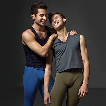 Throwback! @henryleutwyler campaign for @nycballet #tbt