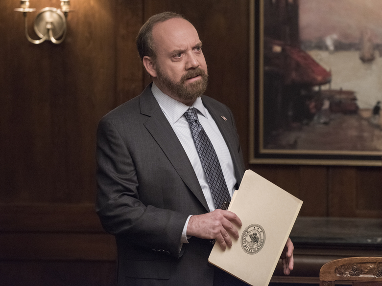 Paul Giamatti as Chuck Rhoades - Photo Credit: Jeff Neumann/Showtime