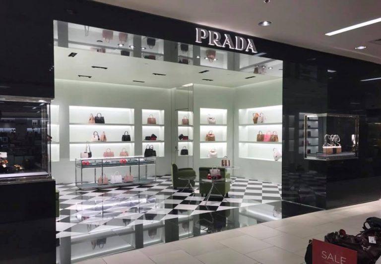 Prada - Saks 5th Avenue San Antonio, Texas