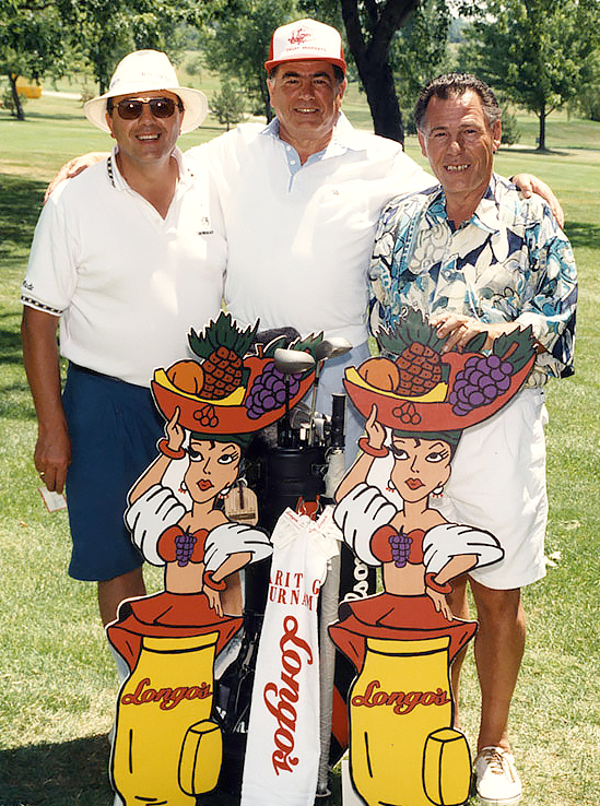 Our 3 Founders (left to right): Gus, Tommy, and Joe Longo
