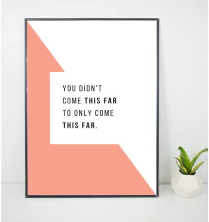 You Don't Come This Far - Allie Casazza