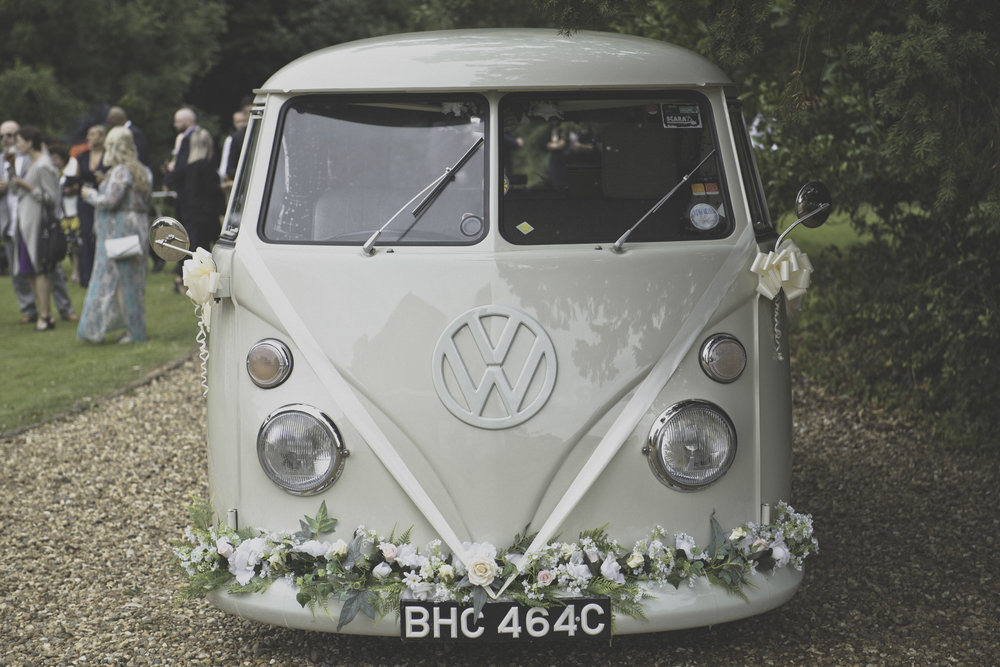 The White Van Wedding Company -