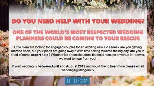 Want to be on TV?! #photobooth #wedding #weddingstyle #weddingideas #engaged #engagement