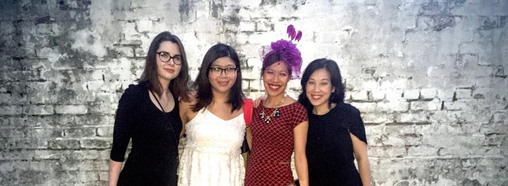 Veronika, Melissa, Corina, & Jackie in New Orleans