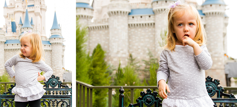 disney world vacation photographer / lifestyle family photographer / magic kingdom