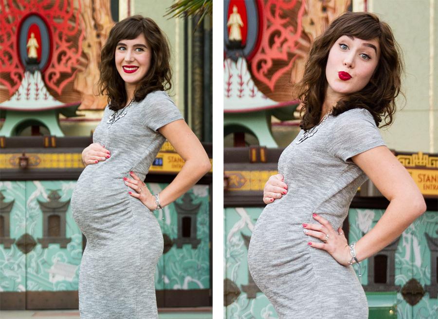 disney world vacation photographer / maternity photographer / hollywood studios