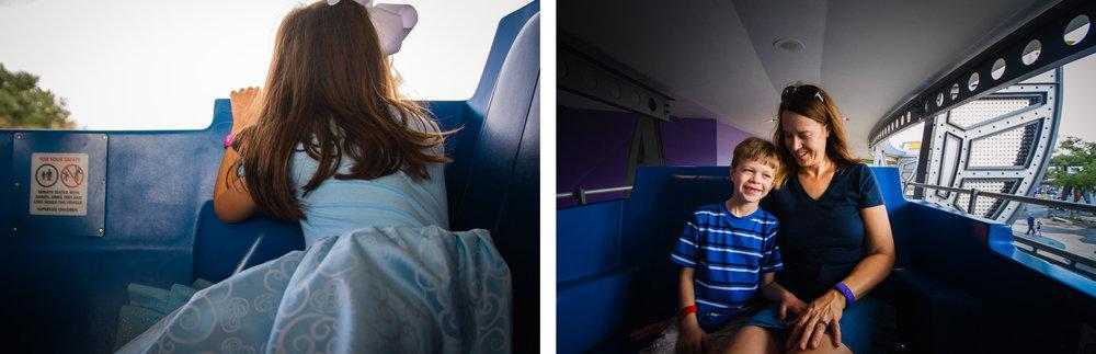 magic kingdom photographer / disney vacation photographer / tomorrowland transit authority
