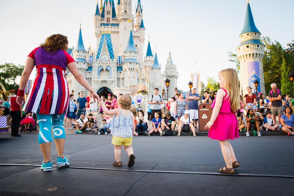 disney family photographer / magic kingdom photographer / disney lifestyle photographer