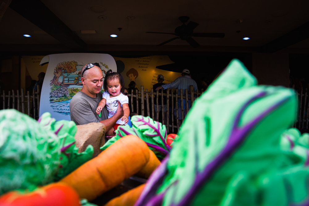 magic kingdom birthday / disney family photographer