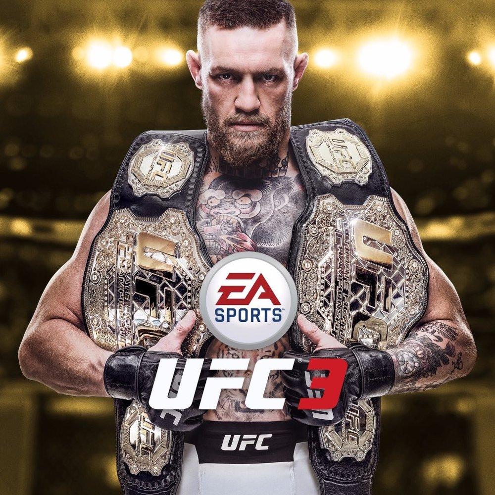 EA SPORTS UFC 3 (HUNTR)