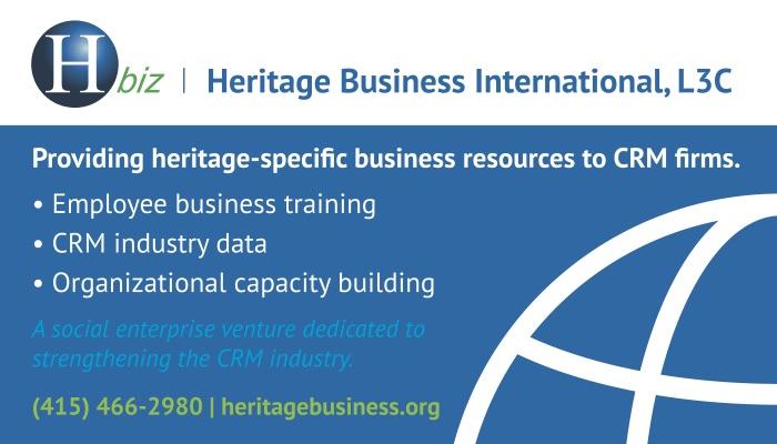 Heritage Business International