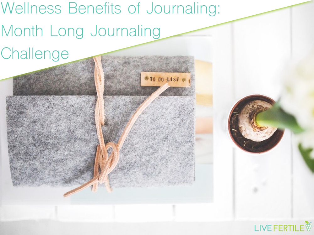 health and wellness benefits of journaling