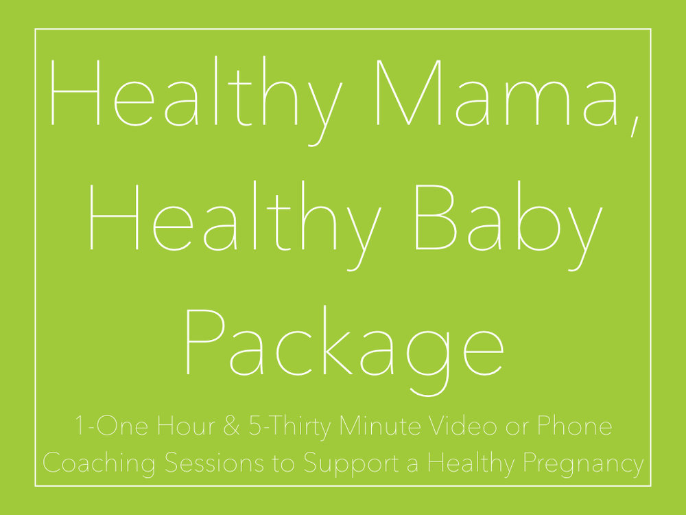 Pregnancy Nutrition Wellness Kendra Tolbert Dietitian
