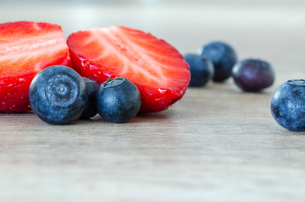 Berries Antioxidants for Health and Fertility