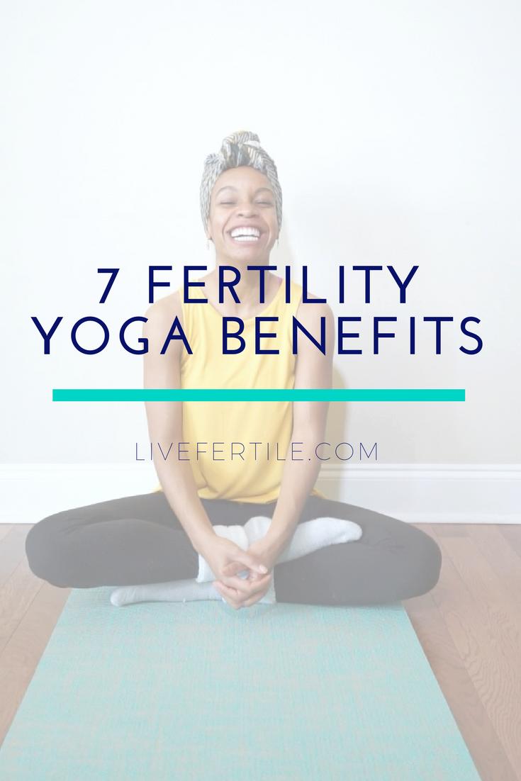 7 Benefits Of Yoga For Fertility Live Fertile