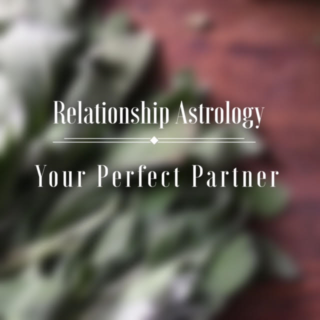 your perfect partner
