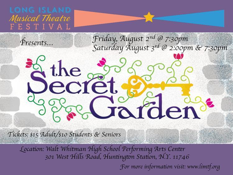 The Secret Garden, 2014