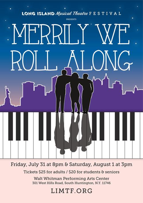 Merrily We Roll Along, 2015