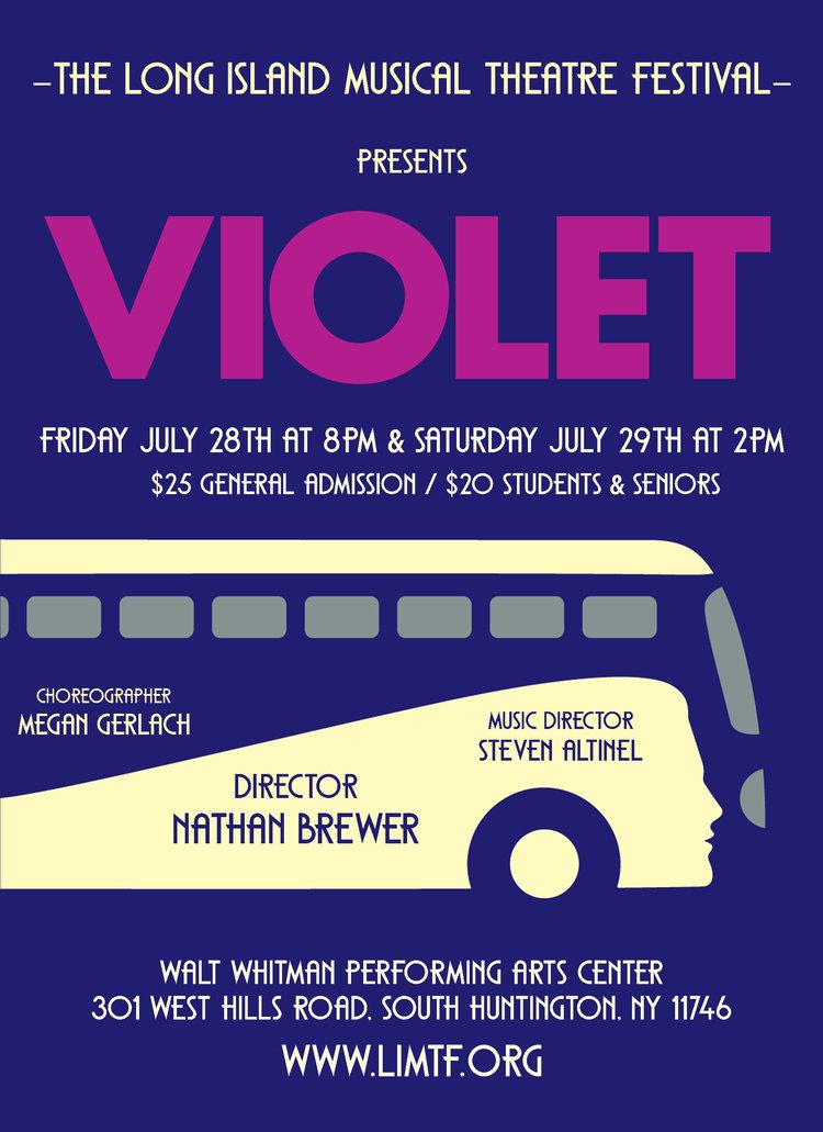 Violet, 2017
