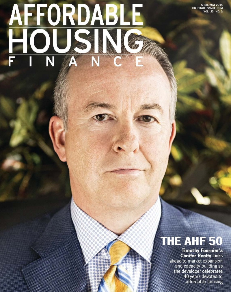 - Madhouse named one of the Top 50 Affordable Housing Developers of 2014.