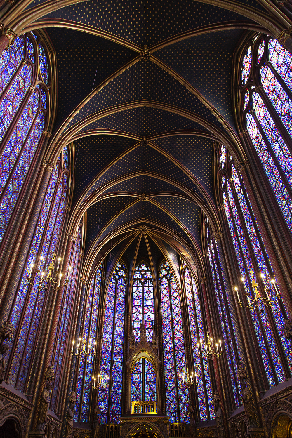 Sainte Chapelle Cathedral