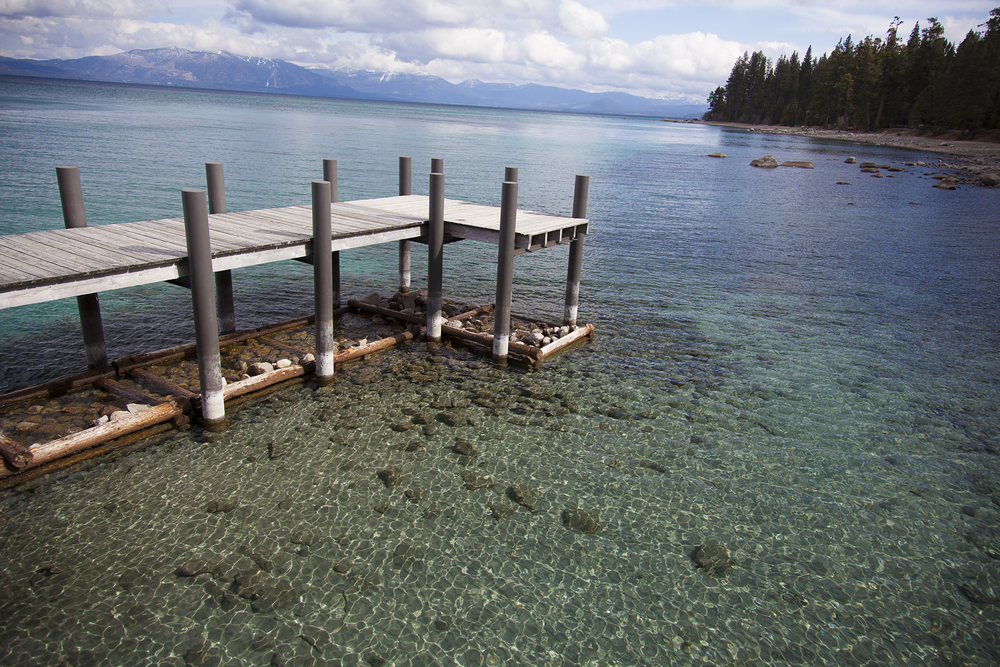 Travel Photography Water of Lake Tahoe