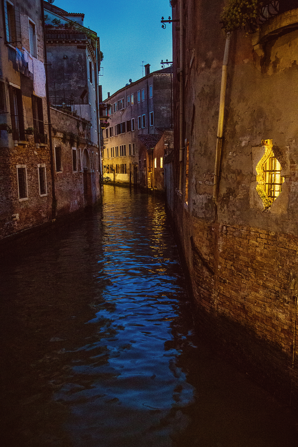 Travel Photography Venice Dusk