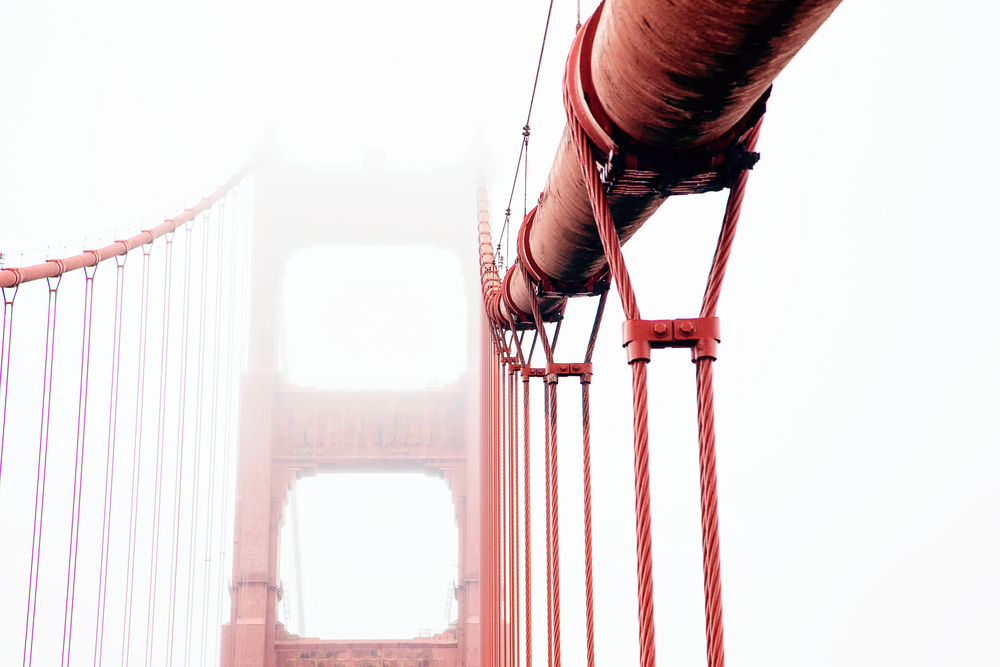 Travel Photography Golden Gate Bridge