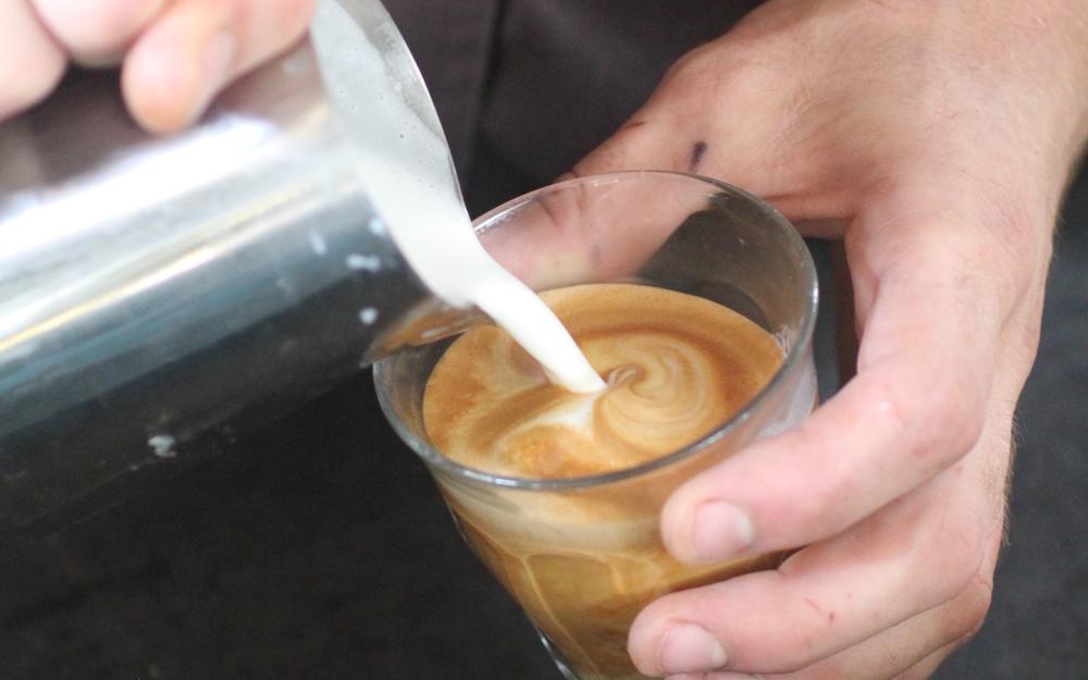 artisnal coffee