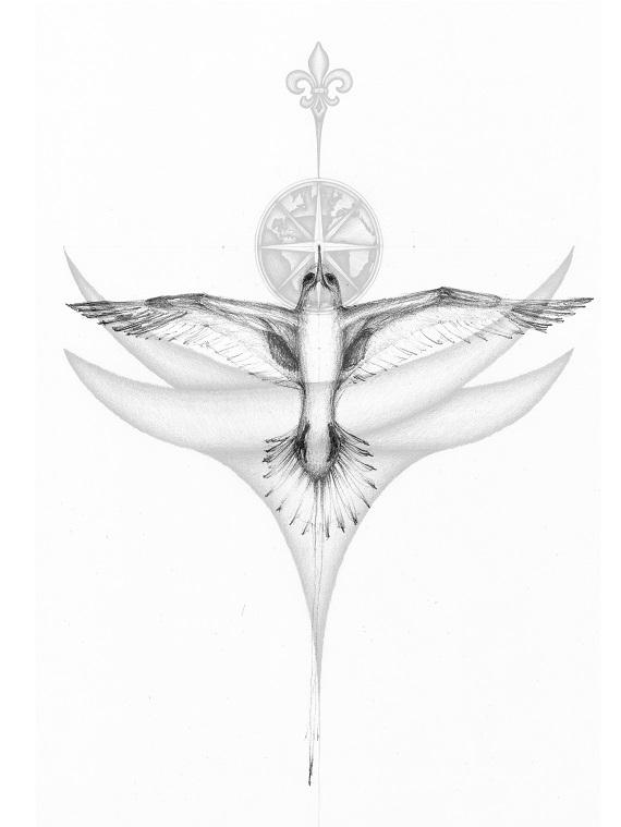 """""""Metamorphosis"""" by Greg Frucci, 2010"""