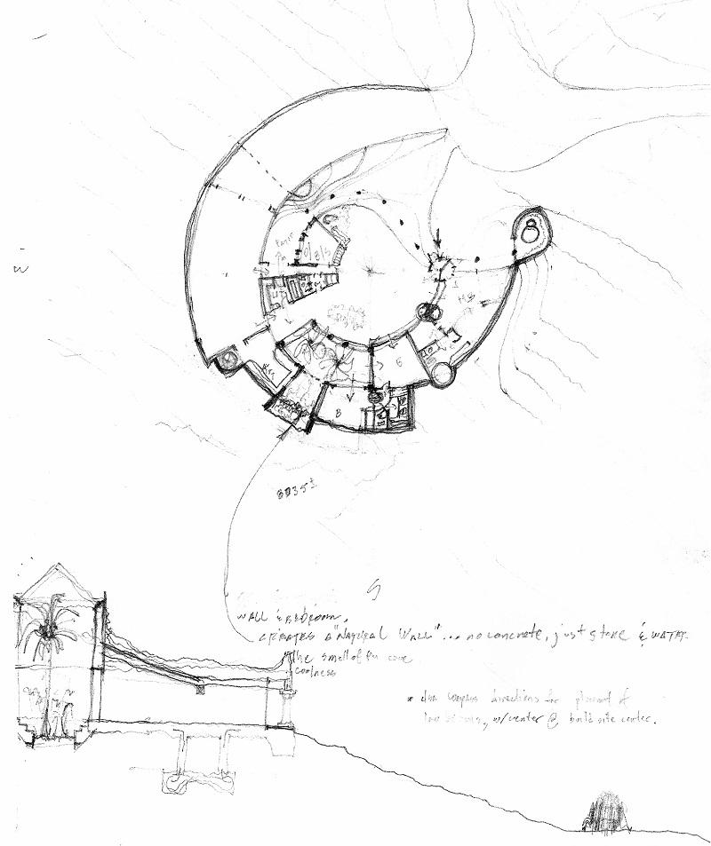 Gunnison House concept