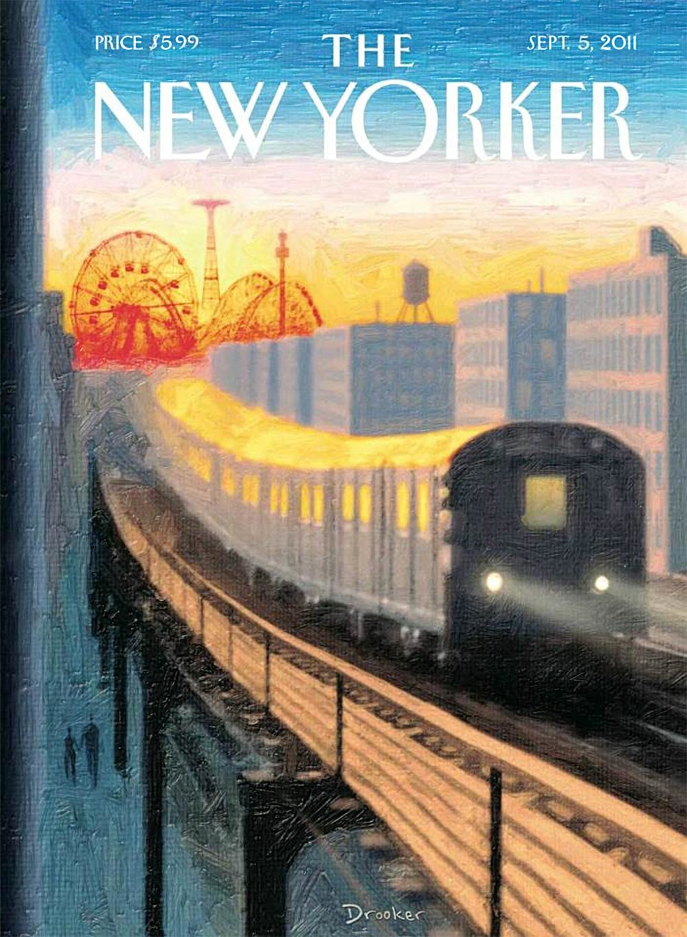 new yorker covers art of eric drooker