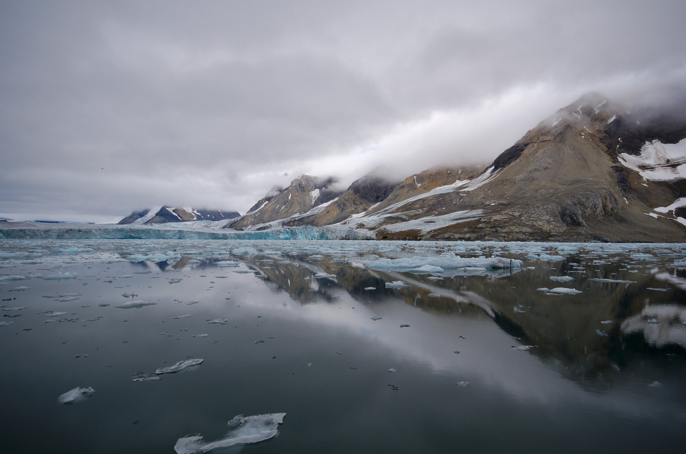 SVALBARD IN DAYLIGHT.     CREDIT: Image by Rob Oo - Own Work, CC by 2.0, https://flic.kr/p/nhRe9g.