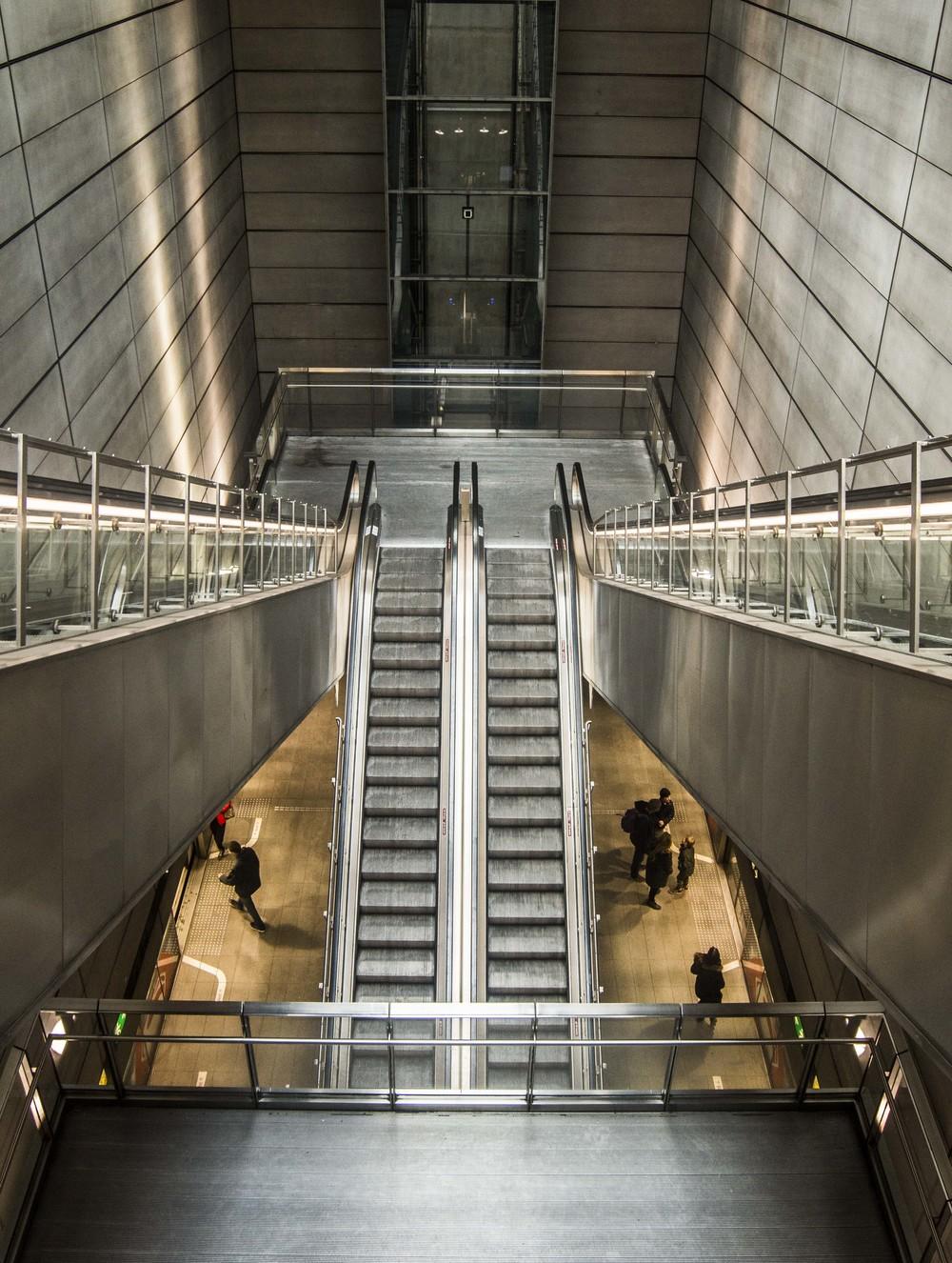 Norroport Metro.