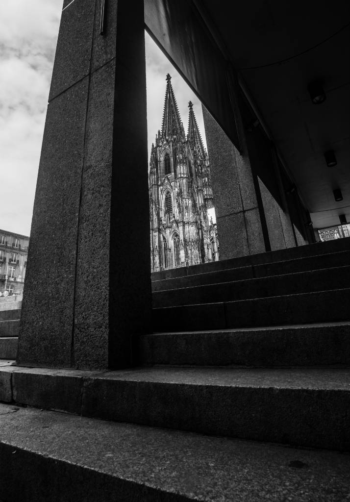 Cologne Cathedral. 2016.